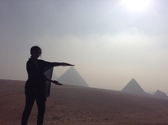 Egypt Tailor Made Day Tours: The Pyramids of Giza