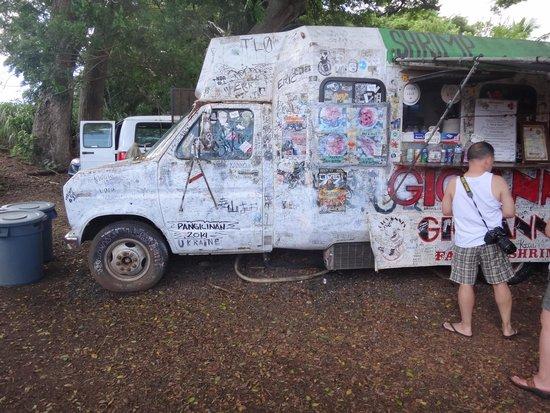 Giovanni's Shrimp Truck: ガラガラでした