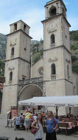 Kotor Old City: Собор Святого Трифона