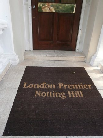The Premier Notting Hill : Вход