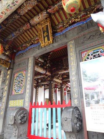 Mengchia Qingshui Temple: 清水祖師は主祀の'清水厳祖師廟'