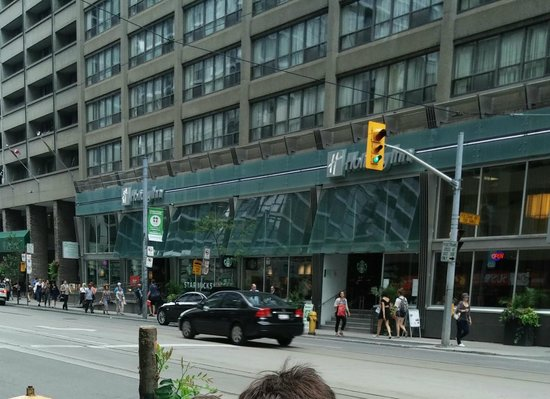 Holiday Inn Toronto Downtown Centre: Holiday Inn Toronto Downtown