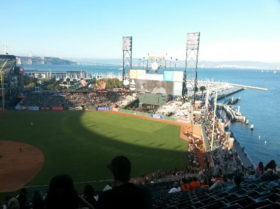 Photo of AT&T Park taken with TripAdvisor City Guides