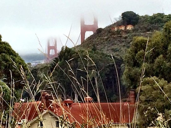 Cavallo Point: View from the Patio