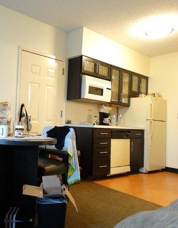 Candlewood Suites Miami Airport West: Cozinha do quarto