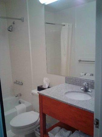 St. Michaels Inn: bathroom