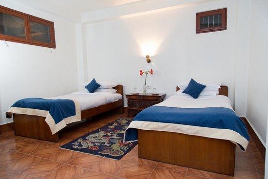 Hotel Utse : Standard twin room
