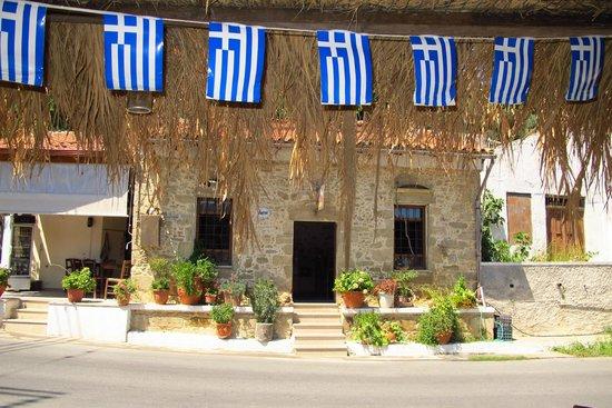 Chania Town, Yunanistan: Taverna