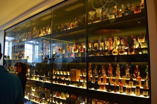 The Scotch Whisky Experience: Colección de botellas raras