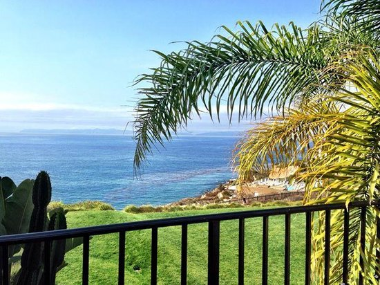 Terranea Resort : View from balcony