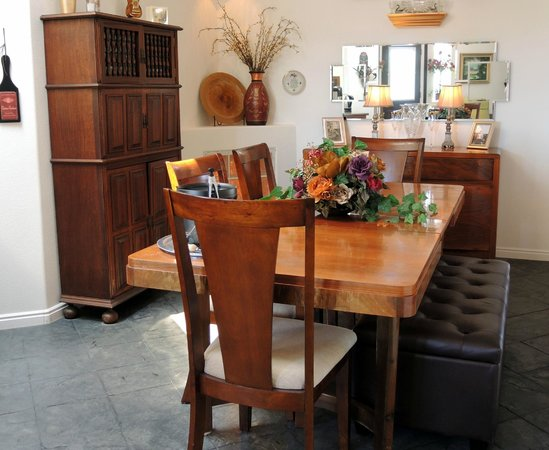 Dreamkatchers Lake Powell Bed & Breakfast: Dining Room