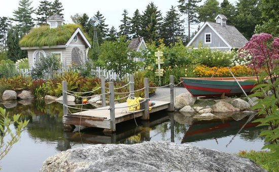 Coastal Maine Botanical Gardens: Children's Section