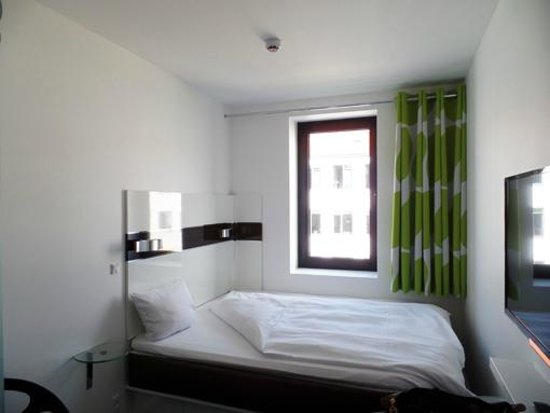 Wakeup Copenhagen Carsten Niebuhrs Gade: room