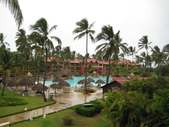 Punta Cana Princess All Suites Resort & Spa : Princess Resort Adult only balcony view