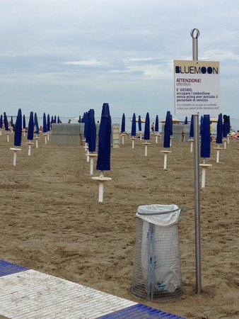 Locanda Leon Bianco: Lido Beach