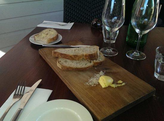 Harvest: sourdough bread