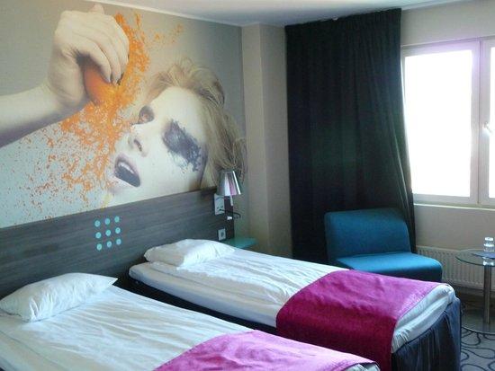 Comfort Hotel Nouveau: chambre