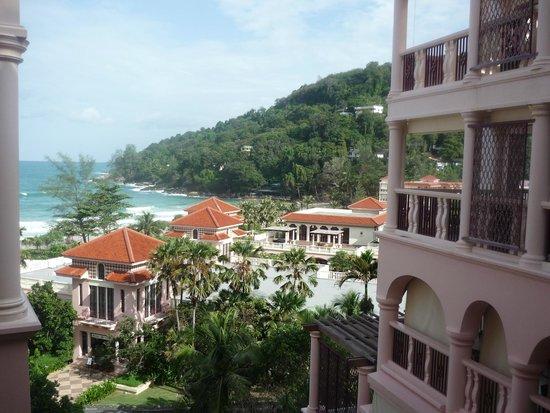 Centara Grand Beach Resort Phuket : View from balcony