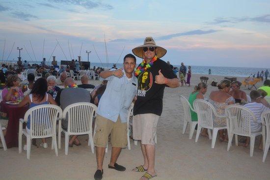 Royal Solaris Los Cabos: Tiki Party!!!