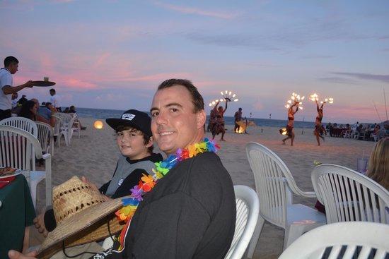 Royal Solaris Los Cabos: Tiki Party