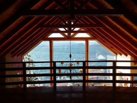 Sol del Nahuel: Ingreso al Hotel...