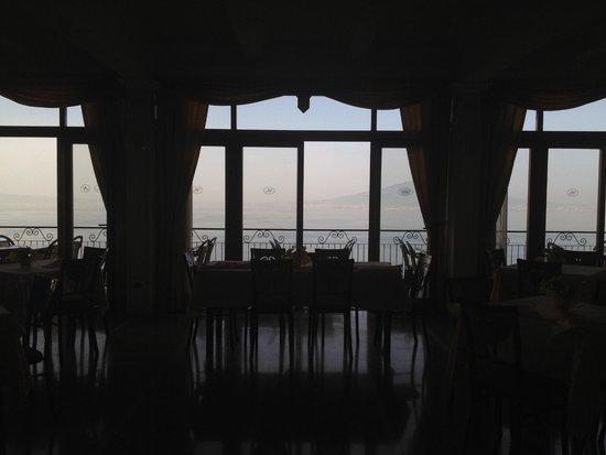 Il Nido Hotel Sorrento: dining area