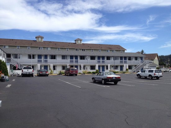 Old Town Inn: the motel