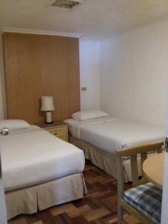 Residence Rajtaevee: twin room