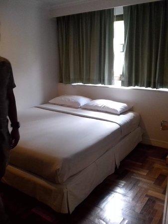 Residence Rajtaevee: double room