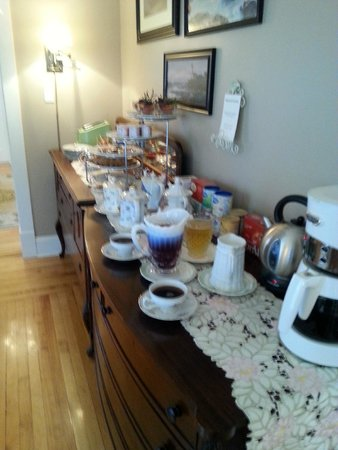 Victoria Inn : Daily breakfast buffet