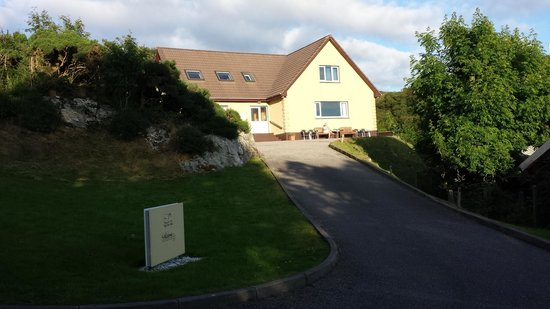 Tigh Na Sith Guest House: Front view