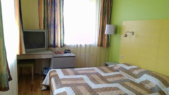 Hotel Braavo: интерьер