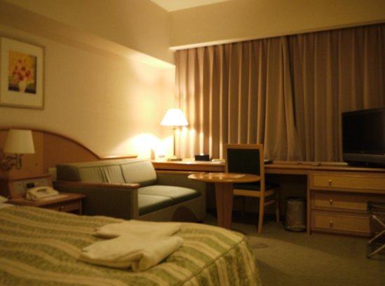 Hotel Mystays Premier Omori: 室内