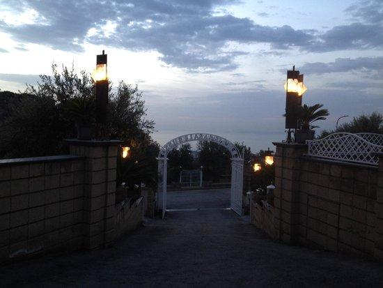Antico Casale Russo: view