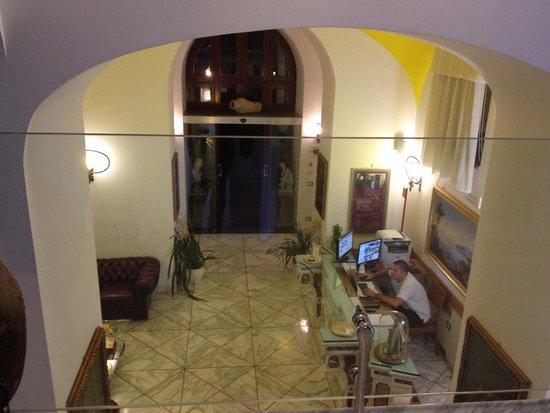 Antico Casale Russo: lobby