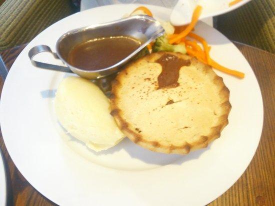 Crown Inn: food