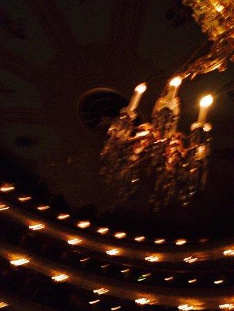 Bolschoi-Theater: Это роскошно!!!