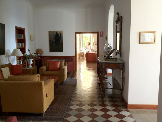 Hotel Villa Belvedere: part of common areas