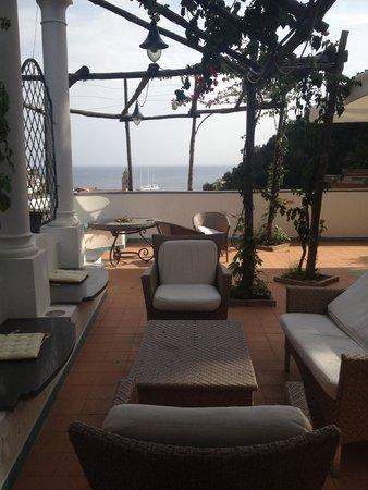 Villa Lara: view