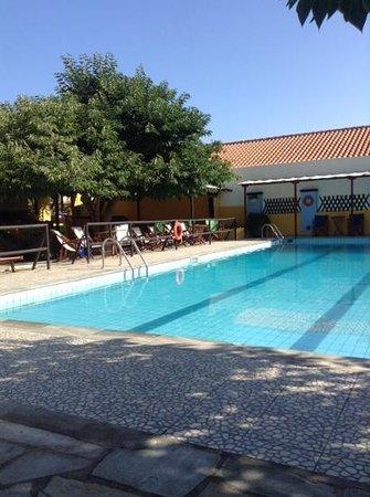 Ionia Hotel Skopelos: pool area