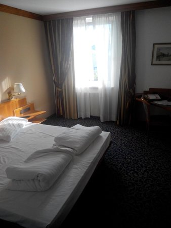 Arena City Hotel Salzburg: Room