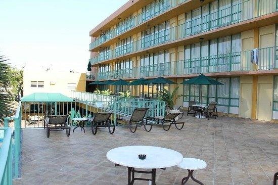 BEST WESTERN PLUS Oceanside Inn : Das Hotel