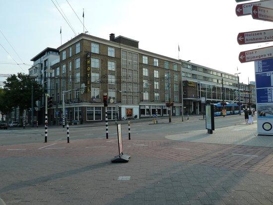 Best Western Plus Hotel Haarhuis: ホテル外観