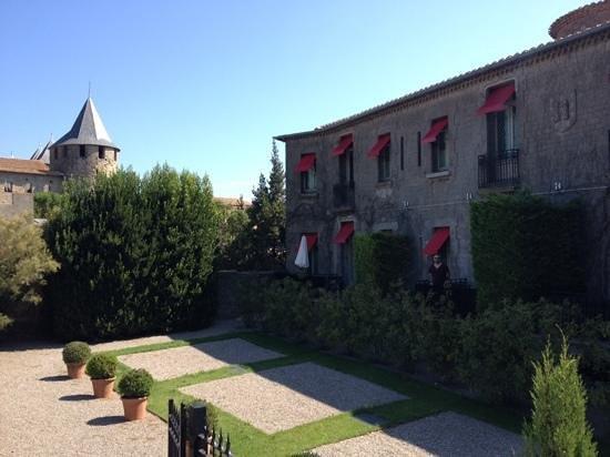 Hotel de la Cite Carcassonne - MGallery Collection: junior suite location
