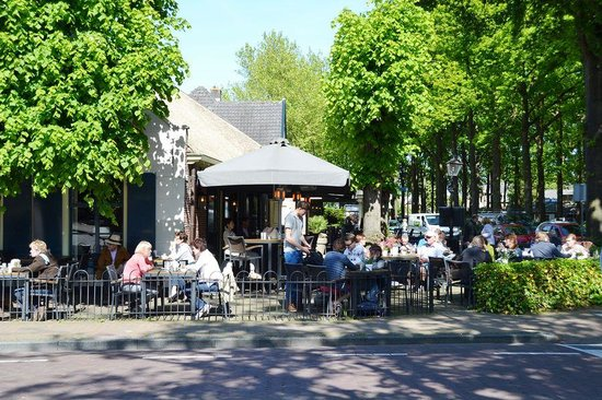 Cafe restaurant Mauve