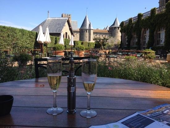 Hotel de la Cite Carcassonne - MGallery Collection : starting the holiday in style