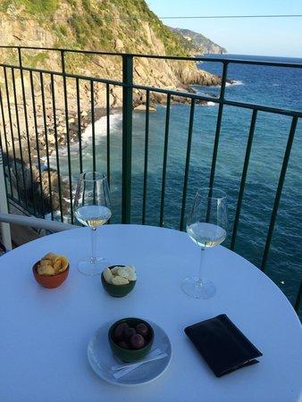 Vernazza Winexperience : Amazing view