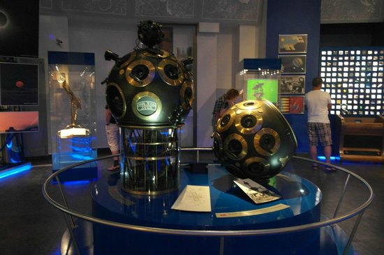 Moscow Planetarium: Музей Урании