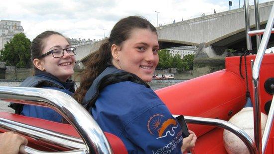 Thames Rockets: woo-hoo