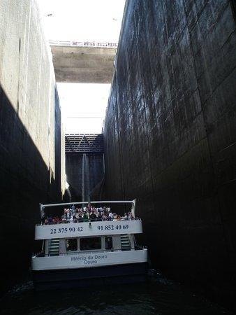 Rio Douro: 2ème écluse